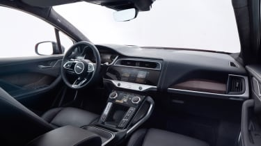 2020 Jaguar I-Pace - interior view