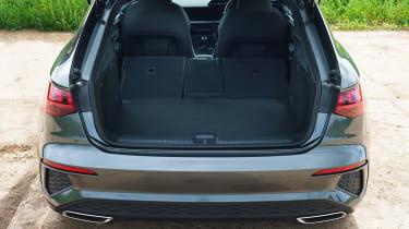 Audi A3 Sportback hatchback boot