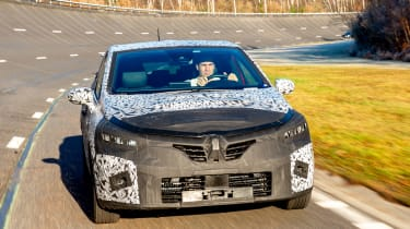 Renault Clio prototype review