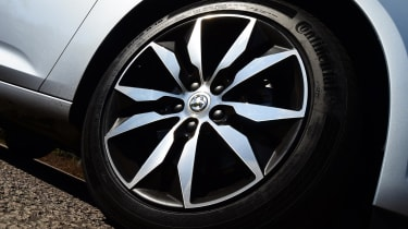 Entry-level Design Insignias come with 'structure' wheels, which are steel wheels with convicing alloy-like covers