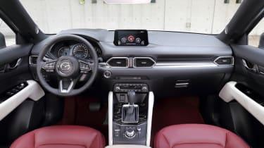Mazda CX-5 100th Anniversary - interior