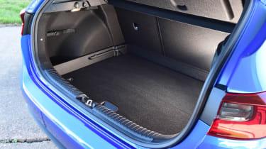 Kia Ceed hatchback boot