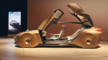 The Vision Next 100 hints towards how BMWs of the future could look