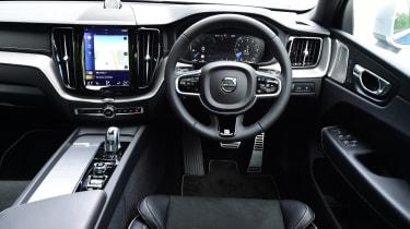 Volvo XC60 T8 - interior