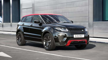 In that time, the Evoque has picked up 182 awards according to Land Rover