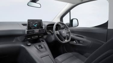Vauxhall Combo-e Life interior