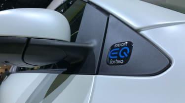 Smart EQ ForFour badge