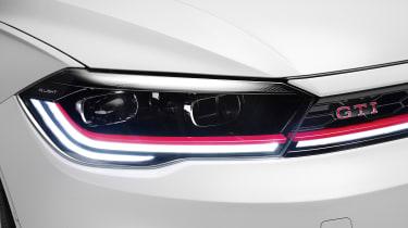 2021 Volkswagen Polo GTI - headlight detail