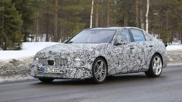 Mercedes-AMG C43 in development
