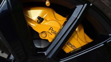 Polestar 1 coupe brakes