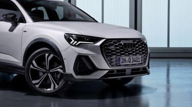 2019 Audi Q3 Sportback - front view
