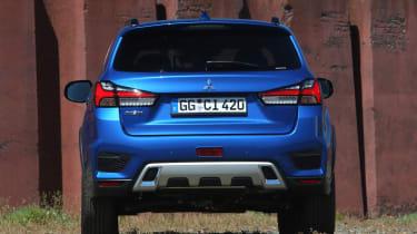 2020 Mitsubishi ASX rear