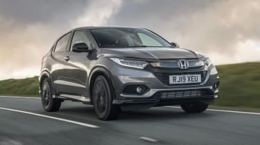 Honda HR-V SUV review