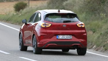 2020 Ford Puma ST - rear view