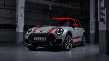 MINI John Cooper Works Clubman - front on static