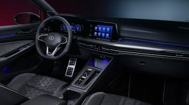 2020 Volkswagen Golf Estate R-Line interior