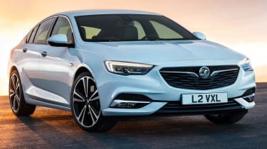 Vauxhall claims the Grand Sport isn't much larger than its predecessor, despite offering more interior space