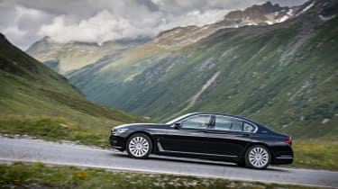 Other 7 Series models use six, eight and twelve-cylinder engines.