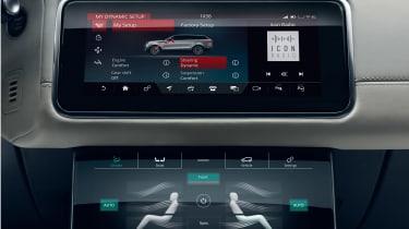 Range Rover Velar SVAutobiography Dynamic Edition screen