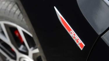 Volkswagen up! GTI hatchback wheel arches