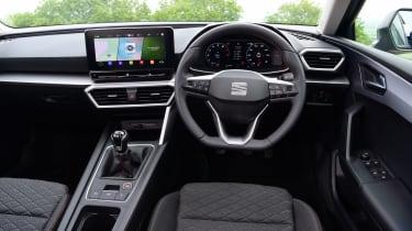 SEAT Leon hatchback - interior