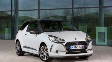 Chic trim levels and above get LED daytime running lights as standard