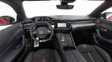 Peugeot 508 – dashboard