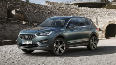 SEAT Tarraco front