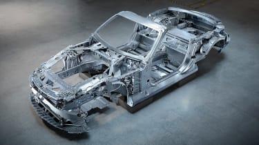 2021 Mercedes SL - underpinnings