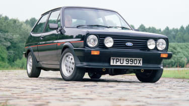 Every fast Fiesta can trace its lineage back to this significant car