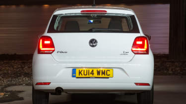For the best economy, the 1.4-litre TDI diesel can return over 70mpg