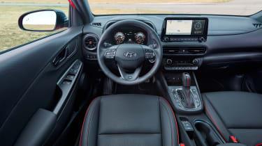 2020 Hyundai Kona N Line - interior