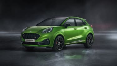 2020 Ford Puma ST - front 3/4 static view
