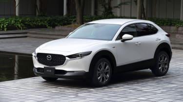 Mazda CX-30 100th Anniversary - front 3/4 view