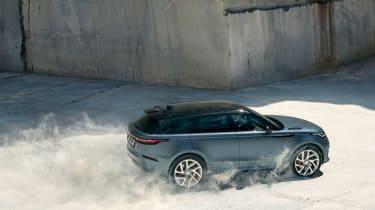 Range Rover Velar SVAutobiography Dynamic Edition driving rear