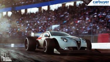 Sauber F1 Alfa Romeo MiTo