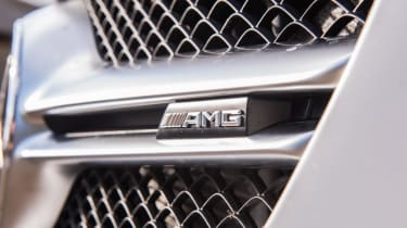 AMG is the in-house tuning arm of Mercedes and specialises in creating fast, sporty versions of the company's cars
