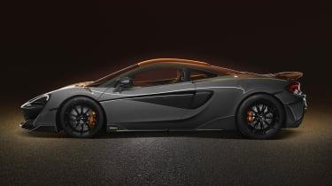 McLaren 600LT side