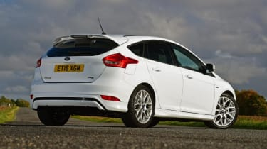 Ford Focus ST-Line - rear