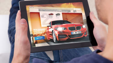 In 2011, 8% of Carbuyer's visitors were using phones and tablets to access the site. In 2020, it's over 50%.