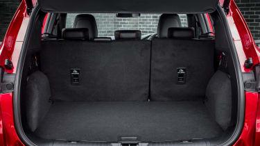 Ford Kuga Plug-in Hybrid boot