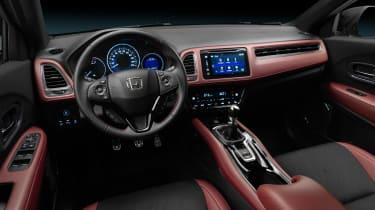 Honda HR-V Sport interior