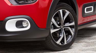 Citroen C3 hatchback front bumper