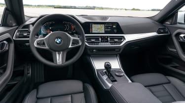 2021 BMW 2 Series Coupe - interior