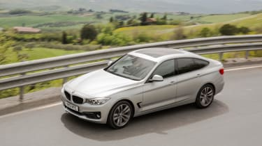 In most versions power is sent to the rear wheels, but BMW's xDrive four-wheel-drive system is available too