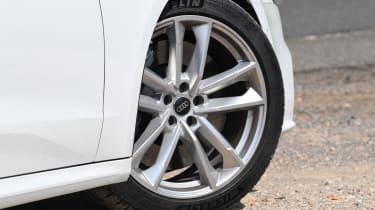 Audi S7 hatchback alloy wheels