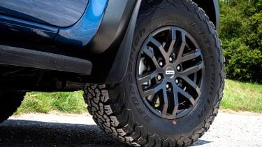 Ford Ranger Raptor pickup alloy wheels