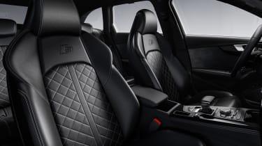 Audi S4 Avant TDI - Front seats