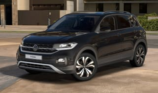 Volkswagen T-Cross Black Edition