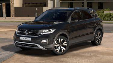 Volkswagen T-Cross Black Edition